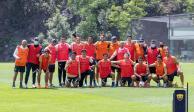Pumas mx entrenamiento
