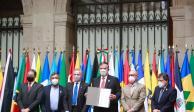 Celac acuerda en México la creación de la Agencia Latinoamericana del Espacio