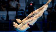 TOKIO 2020: Juan Celaya y Yahel Castillo, clavados de Juegos Olímpicos