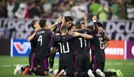 VIDEO: La emotiva celebración de la Selección con Jonathan dos Santos, tras la muerte de su padre
