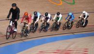 TOKIO 2020: Daniela Gaxiola avanza a Cuartos de Final de ciclismo de pista