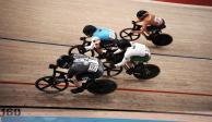TOKIO 2020: Daniela Gaxiola termina en el lugar 11 en ciclismo de pista