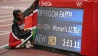 Faith Kipyegon