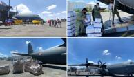 Ayuda humanitaria para Haití