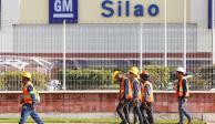 """En abril pasado inició la votación por la legitimación del sindicato """"Miguel Trujillo López"""" y del contrato colectivo del trabajo en el complejo Silao."""