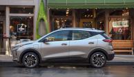 Llega a México Chevrolet Bolt EUV 2022, la SUV totalmente eléctrica