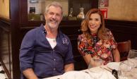 Mel Gibson y Marina del Pilar