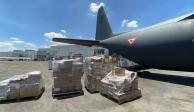 Ayuda humanitaria a Haití