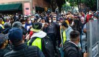 UNACDMDX acusa que ataque a alcaldes electos fue por parte de granaderos