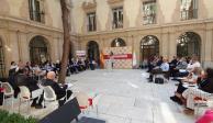 Diputadas del PAN asisten a encuentro religioso en España