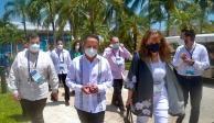 Gobernador de Quintana Roo, Carlos Joaquín explicó que en los primeros cuatro años de su gobierno se tuvieron logros importantes en la economía del estado