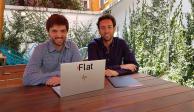 Flat fundadores