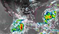 Se forma depresión tropical 15-E frente a las costas de Colima y Jalisco