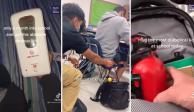 Los videos de los robos comenzaron a subirse a TikTok; el nuevo y lamentable reto es robar en las escuelas