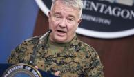 """Kenneth McKenzie ofreció """"sinceras disculpas"""" por la muerte de 10 civiles, 7 de ellos menores, en Afganistán"""