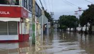 Inundación en Tula