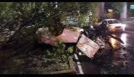 Dos accidentes en Periférico dejaron cinco heridos y una persona sin vida.