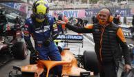 F1: Así largarán los pilotos en el Gran Premio de Rusia de la Fórmula 1