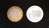 Banxico monedas conmemorativas