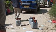 Cientos de pobladores antivacunas secuestraron a brigadistas y se deshicieron de dosis de vacunas