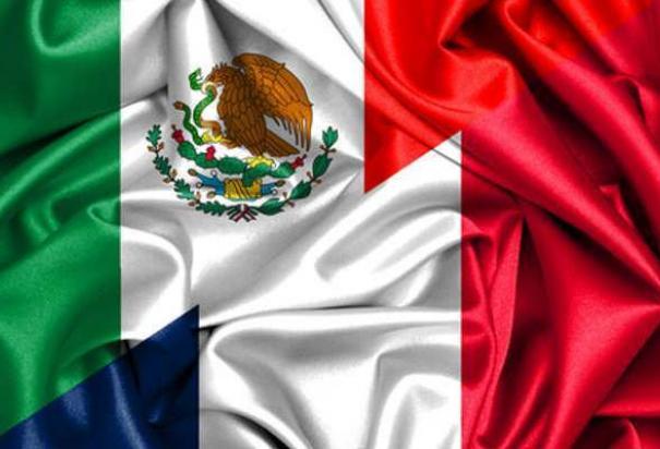 Mexico y Francia