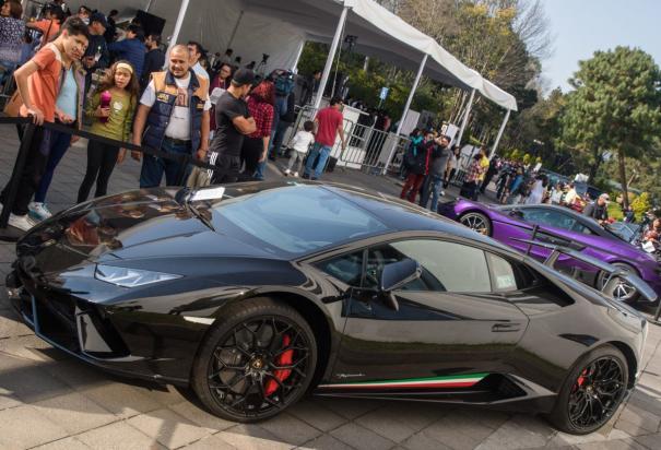 Lamborghini subasta