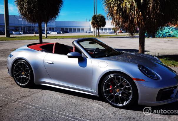 Porsche 911 Cabriolet 2021