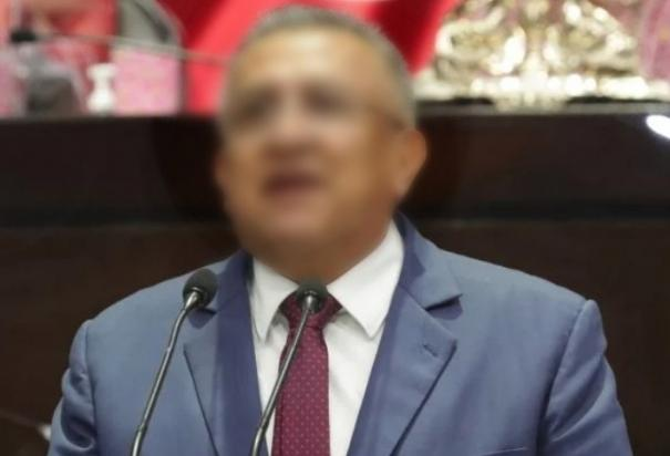 Benjamín Huerta Corona-Morena-Abuso sexual