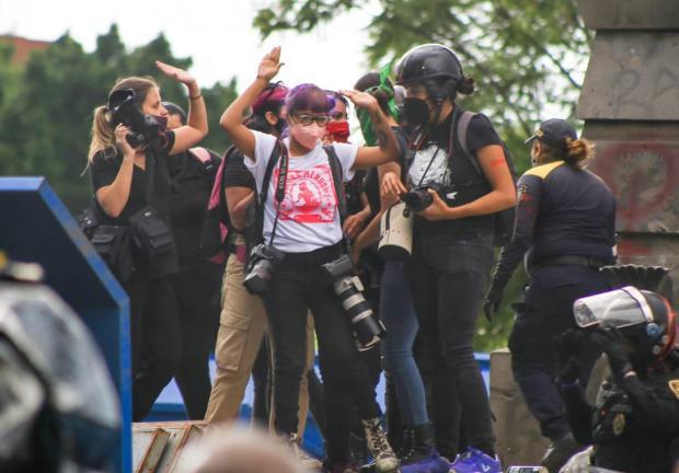 Marcha feminista 2020