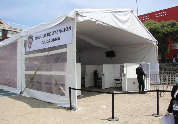Cuajimalpa abre Módulo de Atención Ciudadana