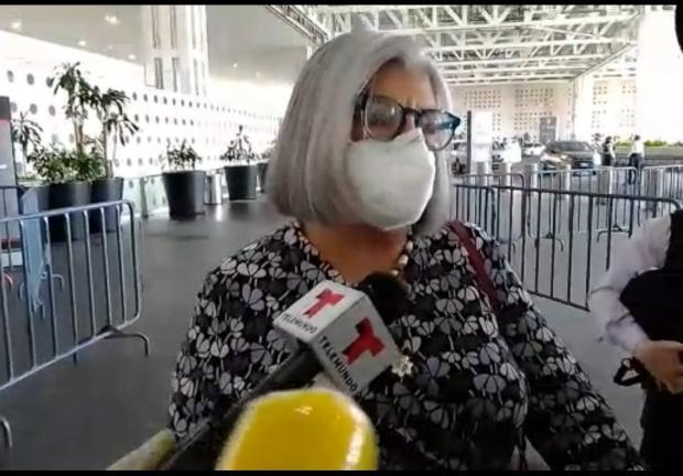 Graciela Márquez AMLO AICM