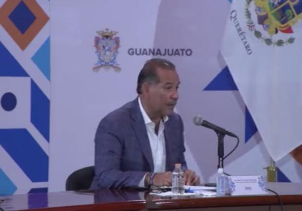 Participación de Martín Orozco en reunión de la Goan en Querétaro
