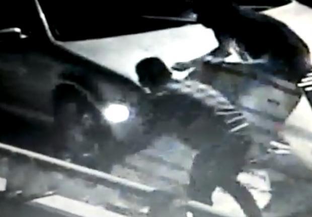 Video de vigilancia Michoacán