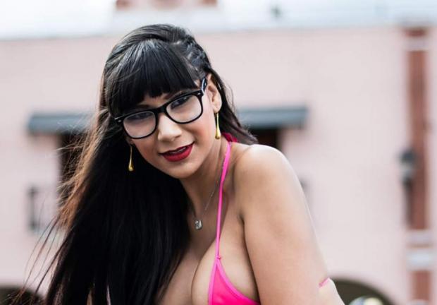 Mía Marín, actriz de película XXX del Cañón del Sumidero responde