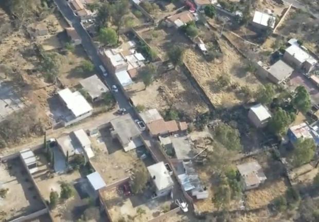 Estado de Guanajuato implementa drones en operativos