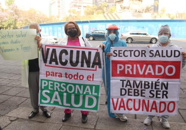 Personal de Salud-COVID-19