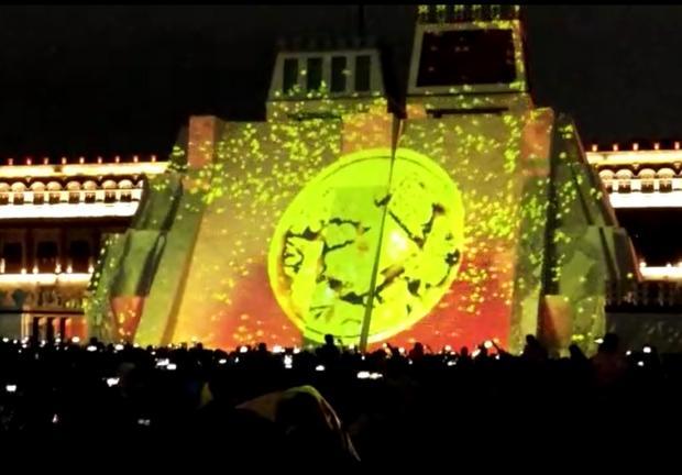 Video Maqueta del Templo Mayor