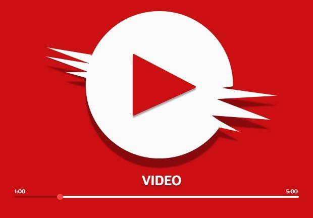 Video de accidente en moto
