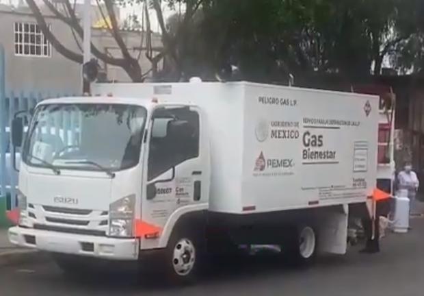 Así suena la nueva canción de Gas Bienestar en calles de CDMX