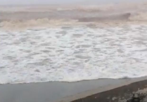 """Huracán """"Nora"""" provoca desbordamiento del río Chuquiapan"""