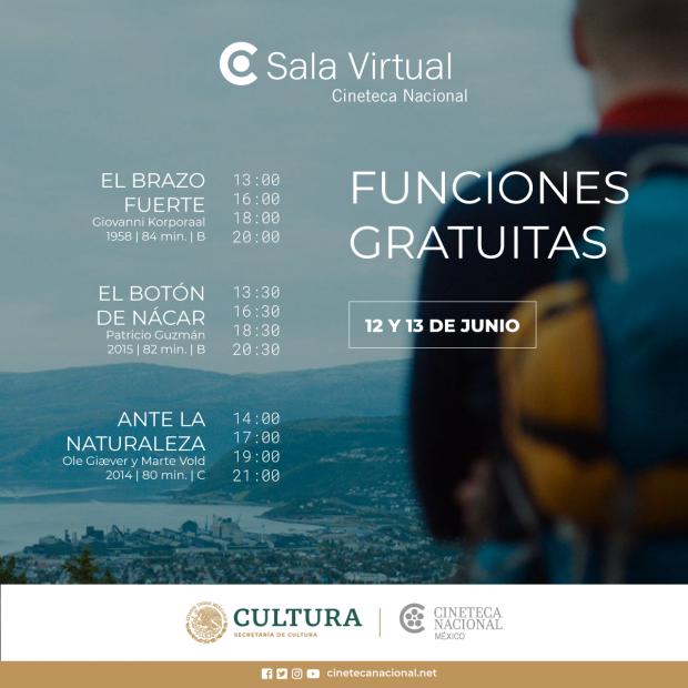 La Cineteca Nacional ahora llega a tu casa GRATIS; lanza plataforma en  streaming