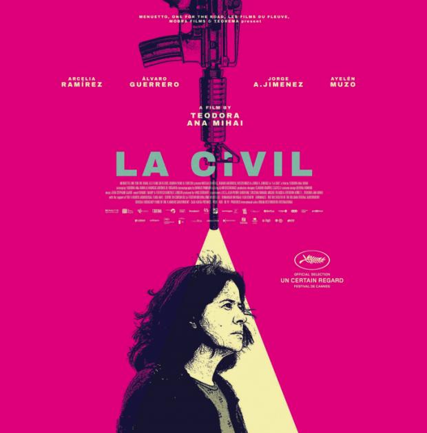 """La película mexicana """"La Civil"""" debuta en Cannes con ovación de 8 minutos"""