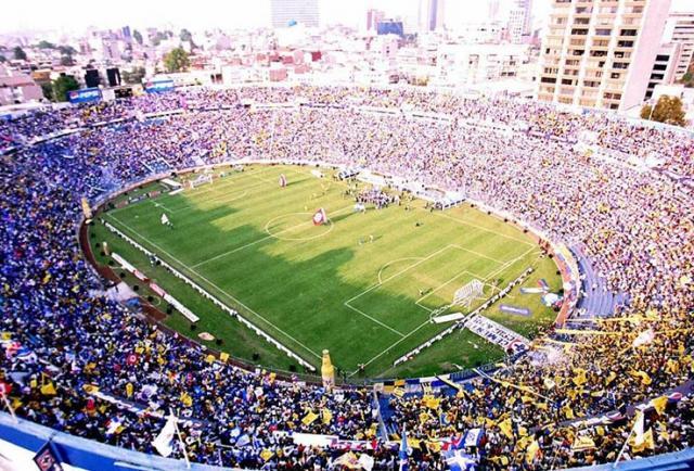 Vuelve El Futbol Al Estadio Azul Con Un Equipo De La Liga De Balompie Mexicano