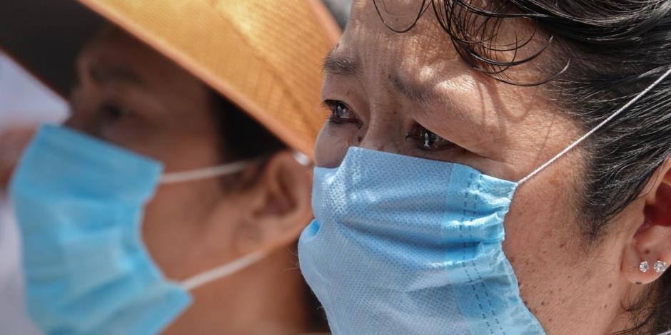 Por quinta vez en 7 días, México suma más de mil casos de COVID-19