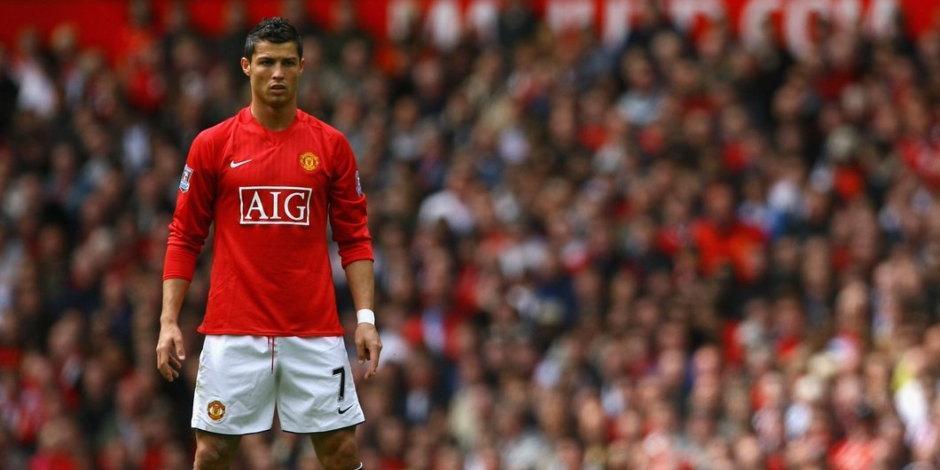 En Manchester United obligaron a Cristiano Ronaldo a jugar en equipo