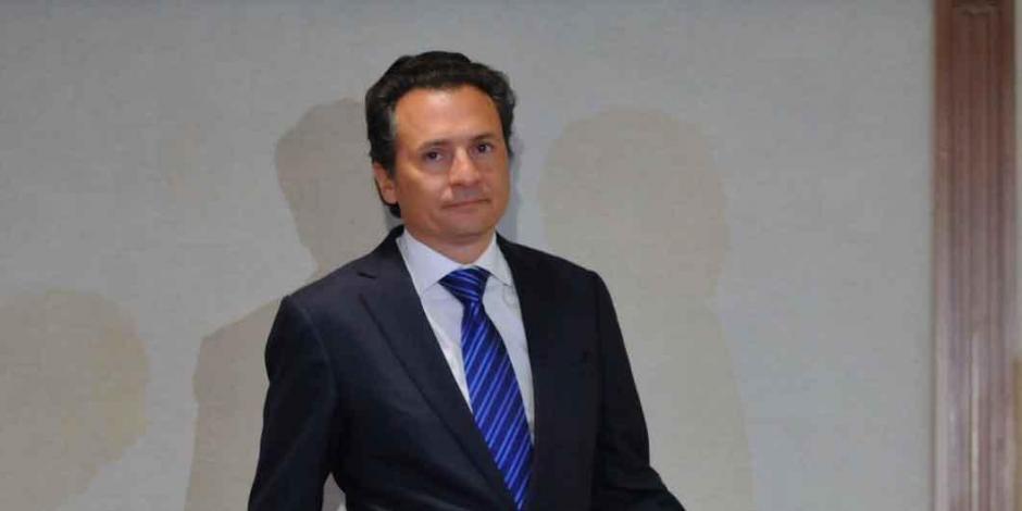 En próximos días SRE remitirá expediente de extradición de Lozoya