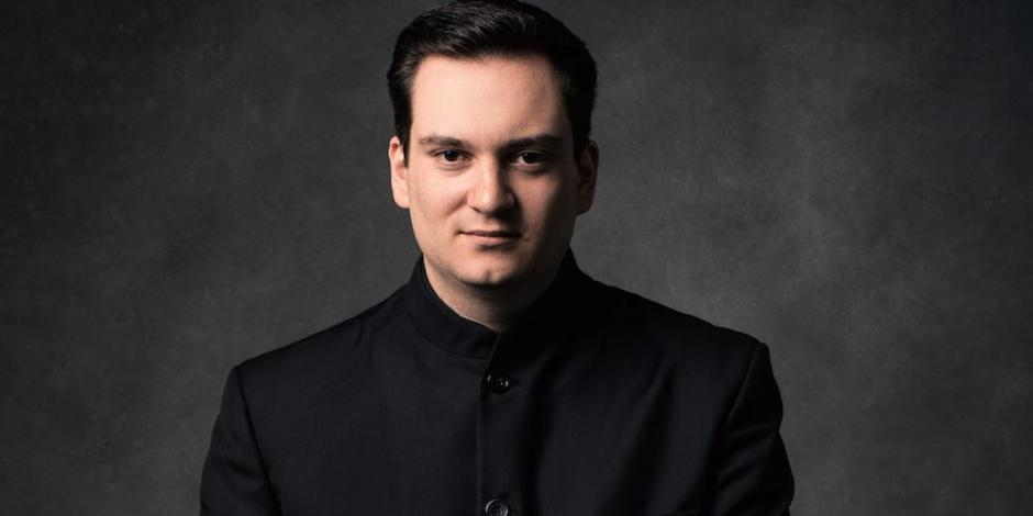 Iván López Reynoso alista concierto