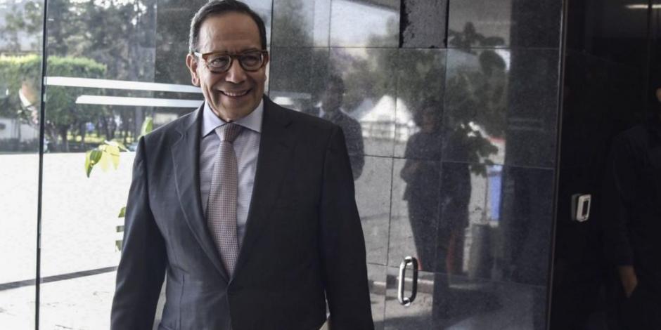 CCE reelige a Carlos Salazar Lomelín como presidente del organismo