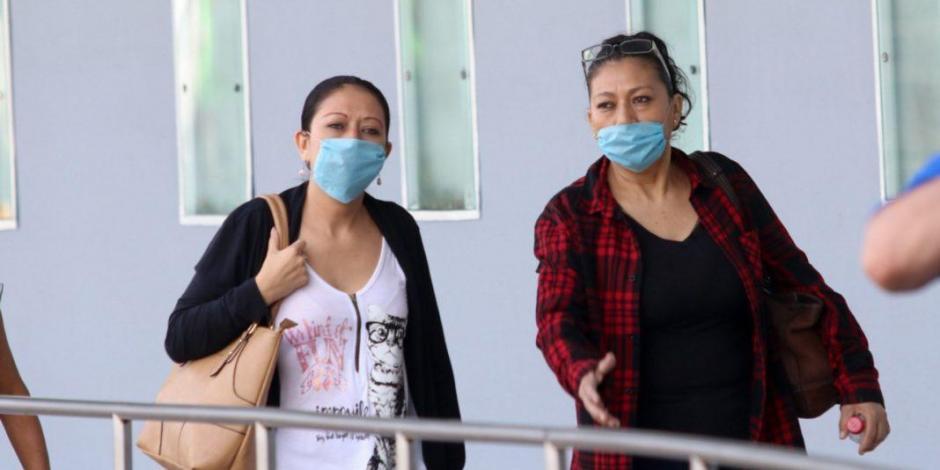 Detectan dos primeros casos de Covid-19 en Baja California