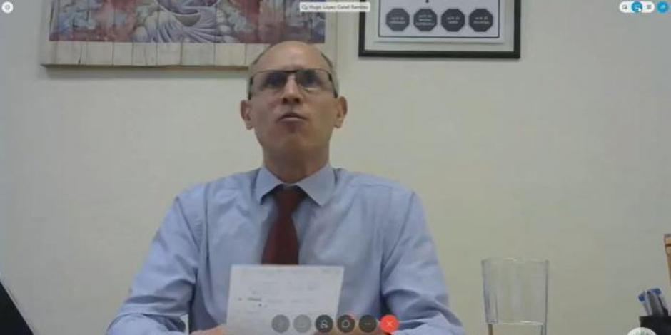 comparecencia López-Gatell